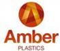 Amber plastics